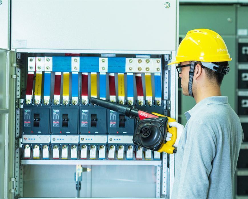 低压开关柜_电气安全维保检修