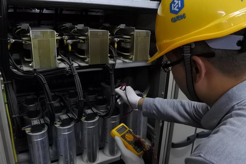 低压电容柜_电气安全维保检修
