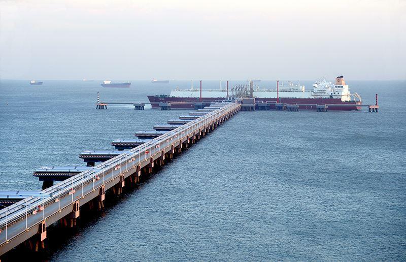 全国第一! 2018年江苏LNG接收站接卸量首破650万吨