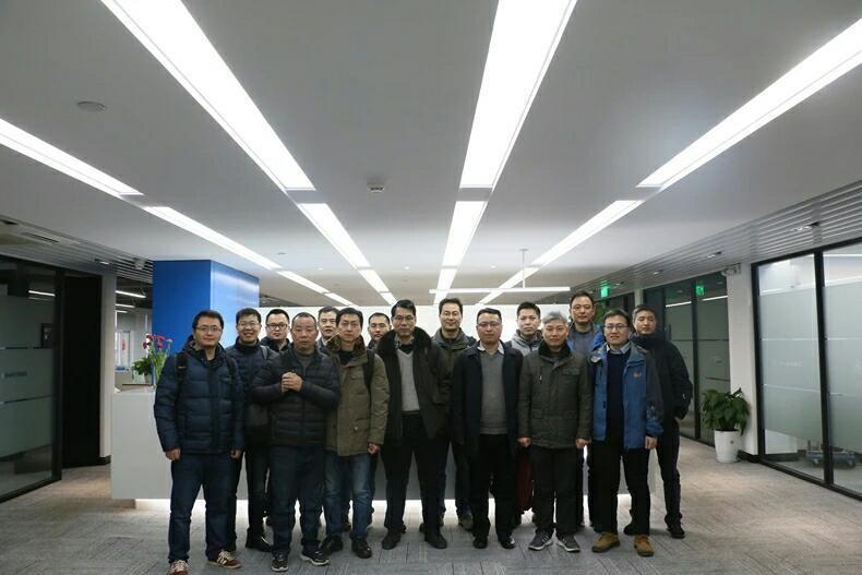 江苏电无忧实训基地迎来第一批学员 ——普莱克斯华东区工厂电气工程师