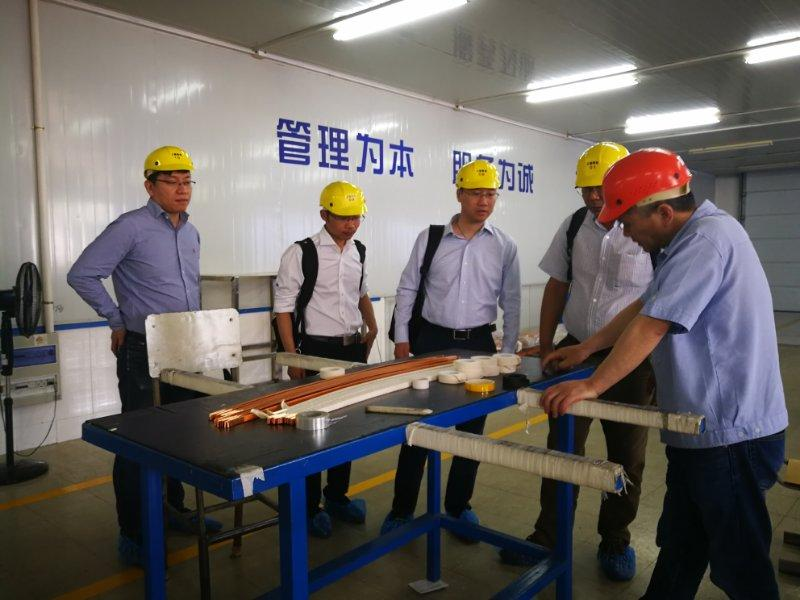 江苏电无忧与上海昂电电机正式启动合作计划